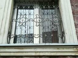 Решетки на окна любой сложности кратчайшие сроки скидки