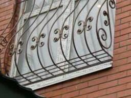 Решетки на окна не дорого алматы - фото 2