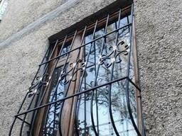 Решетки на окна не дорого алматы - фото 7