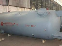 Ресиверы газа всех типов от производителя