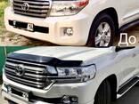 Рестайлинг Toyota Land Cruiser 200 в 2019 год - photo 2