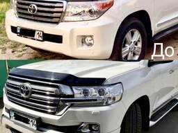 Рестайлинг Toyota Land Cruiser 200 в 2019 год - фото 2