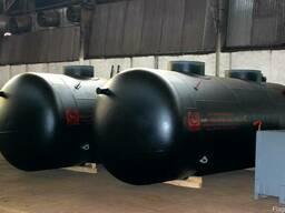 Резервуар подземный от производителя