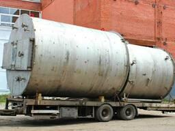 Резервуар вертикальный стальной РВС до 200 м3