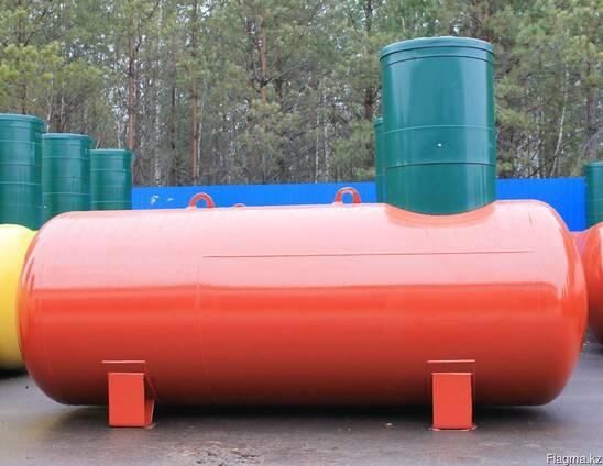 Газгольдер, резервуары СУГ, отопительные , подземные 6,6м3