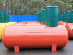 Газгольдер, резервуары СУГ, отопительные , подземные 4,6м3