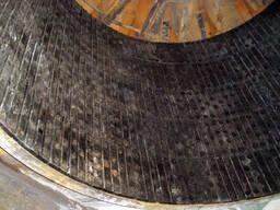 Резино-магнитная футеровка мельниц малого диаметра, бункеров