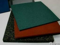 Резиновая плитка