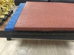 Резиновая плитка толщиной 2 см