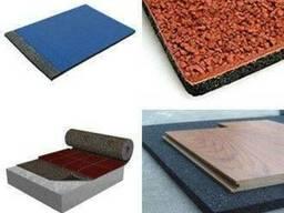 Резиновые рулонные подложки Basic 650/1000/1200 - фото 4