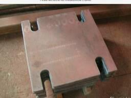 Резка металла на плазменном станке