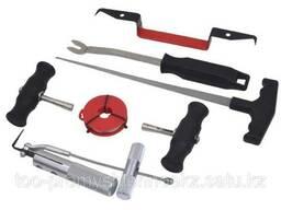 RF-907M1 Rockforce Набор инструментов для демонтажа автомобильных стекол 7 предметов, в. ..