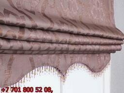 Римские и рулонные шторы, защитные жалюзи, рассрочка
