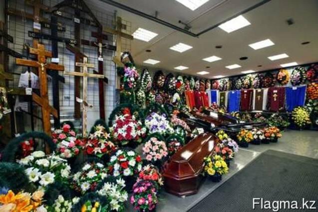 Ритуальные услуги в Алматы, Организация похорон в Алматы
