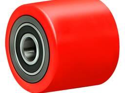 Ролики и колеса для гидравлических тележек (рохли) 70×60