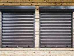 Рольставни / уличные жалюзи для окон и дверей