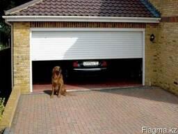 Рольворота гаражные 2200 х 2500