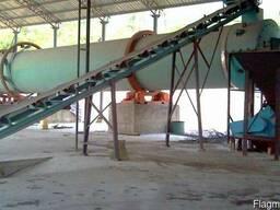 Роторные сушилки для горно-обогатительной и строительной
