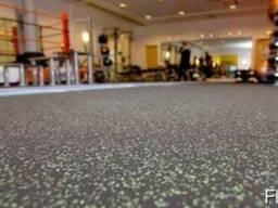 Рулонное резиновое покрытие Fitness - фото 4