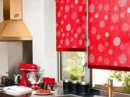 Рулонные шторы, римские шторы, антимоскитные сетки, жалюзи