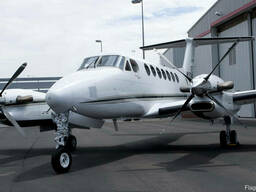Самолёт Beechcraft King Air 350