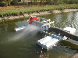 Самопромывной водозаборный плавающий фильтр Dy-250