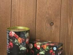 Самовар - листовой чай