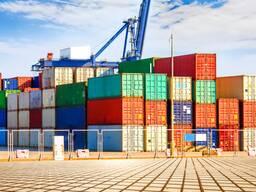 Сборный контейнер из Японии, Америки, Европы в Казахстан