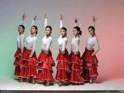 Сценические казахские костюмы