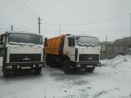 Сдаем в аренду Самосвал МАЗ 551605-280 груз. -ть 20 тонн