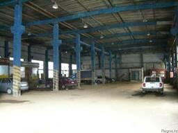 Сдам в аренду производственную базу 1260кв.м