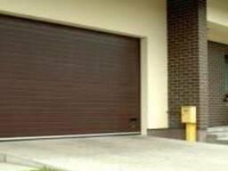 Секционные ворота - фото 3