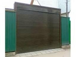 Секционные Ворота в Алматы