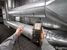 Сервисное обслуживание систем вентиляции и кондиционеров