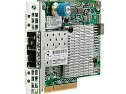 Сетевой адаптер HP Enterprise FlexFabric 10Gb 2-port. ..
