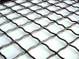 Сетка рифленая (канилированная) - фото 1
