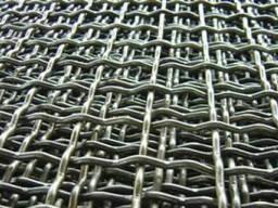 Сетка рифленая (канилированная) ГОСТ 3306-88