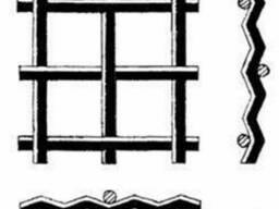 Сетка сложно-рифленая 45-6, 0