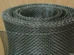 Сетка тканая (черная, цветная)