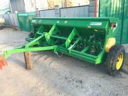 Сеялка зерновая с коробкой передач 24-рядная, 3,6м
