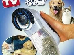 Щетка-пылесос для шерсти домашних животных SHED PAL