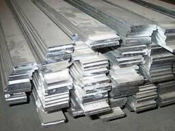 Шина алюминиевая (полоса) АД, АД31 - фото 1