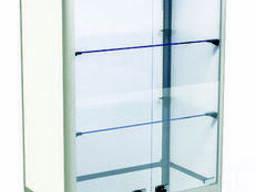 Шкаф 2-х створчатый, металлический