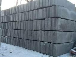 Шлакобетонные блоки (ШБС) - фото 1