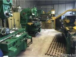 Шлифование металла в алматы токарный цех, болты шайбы плиты