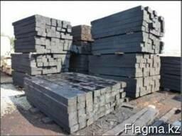 Шпалы деревянные. ГОСТ 78-2004 ТИП 1А