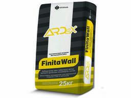 Шпатлевка полимерная для финишной отделки стен и потолков FI