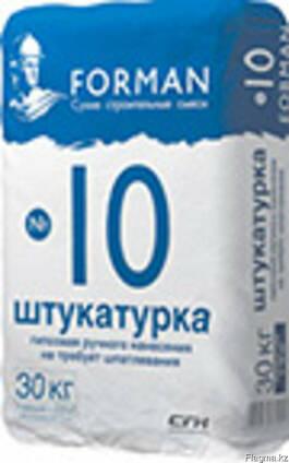 Штукатурка Forman 10