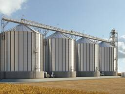 Силоса для хранения зерна
