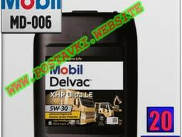 Синтетическое моторное масло для дизельных двигателей mobi